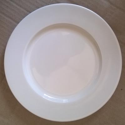 Dinner Plate 11″(White)