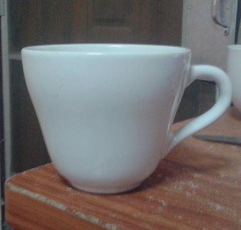 แก้วมัคขาว 14oz