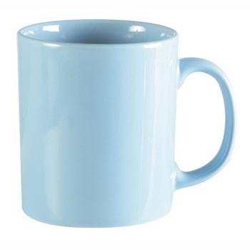 แก้วมัค 300 cc. สีฟ้า