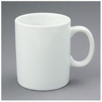 แก้วมัค 300 cc.สีขาว