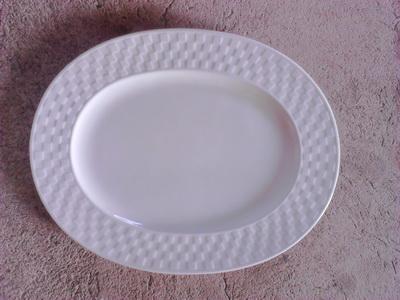 Oval Platter 13.5″-PE1666