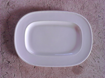 Oval Platter 13.5″-PE1663