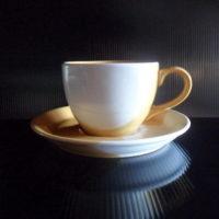ชุดกาแฟ 200 cc.เหลือง