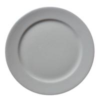 จานแบ่ง 7 นิ้ว สีขาว