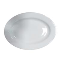 Oval Plate 12.5″
