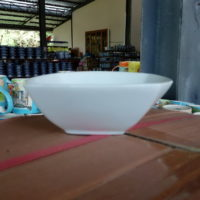 Square Bowl 4.7 inch