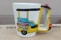 มัค Tuk-Tuk 300 ซีซี สีเหลือง