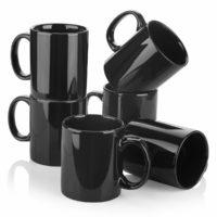 แก้วมัคสีดำ 12 Oz.สโตนแวร์