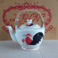 กาน้ำชาใบใหญ่ 750 ซีซี